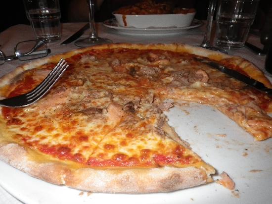 Italian Restaurant Galway - Venice Ristorante: Pizza !
