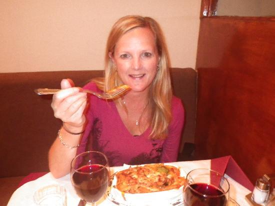 Italian Restaurant Galway - Venice Ristorante: Mrs. satisfied customer
