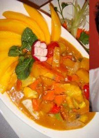 Thai Time Asian Bistro: Pumpkin Curry