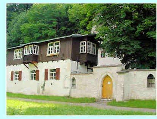 Klösterl im Bruderloch Foto