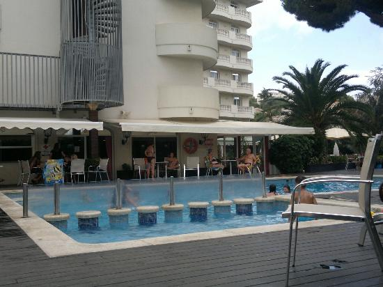 Picture Of Alegria Fenals Mar Lloret De Mar Tripadvisor: girona hotels with swimming pool