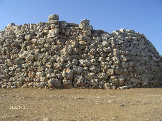 Taula de Trepucó: The talyot