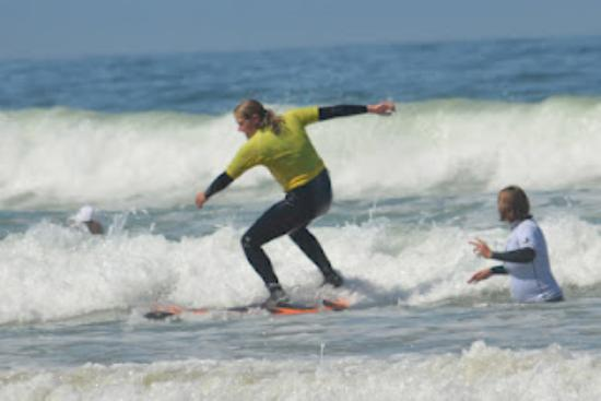 Mama Can Surf Photo