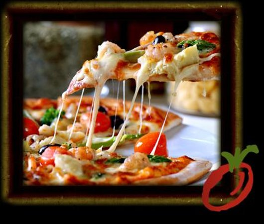 Italian Pizza Kitchen: Pizzeria Villagio, Palm Desert