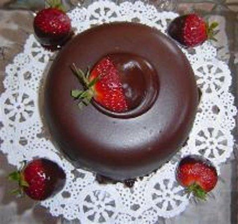 Branko's Patisserie du Jour: Parisian Chocolate Dome