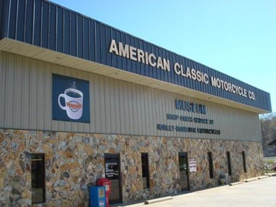 American Classic Motorcycle Museum Photo