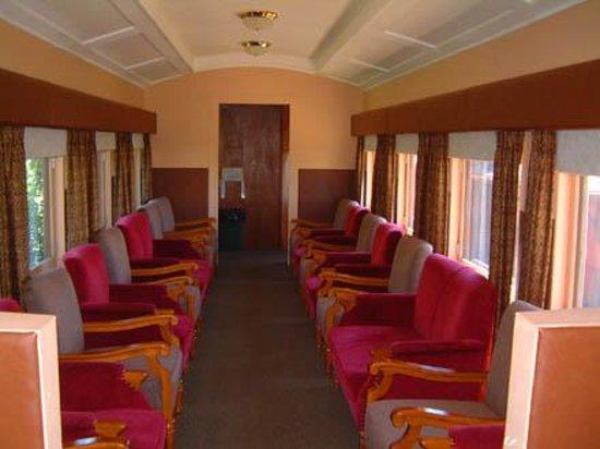 Alberta Central Railway Museum Foto