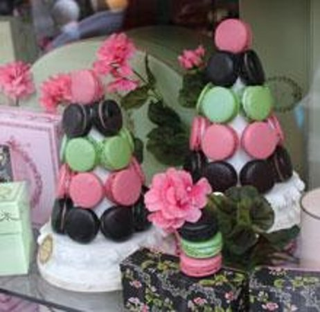 Lifestyle Vacations France Culinary Tours: exquisite colorful macarons