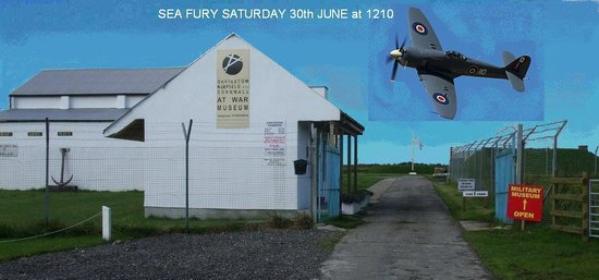 Davidstow Airfield & Cornwall At War Museum