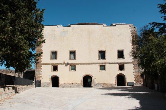Sorano, İtalya: veduta del palazzo
