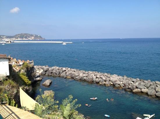 Albergo Terme Italia: panorama