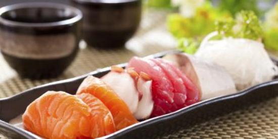 Zushi : Sashimi's