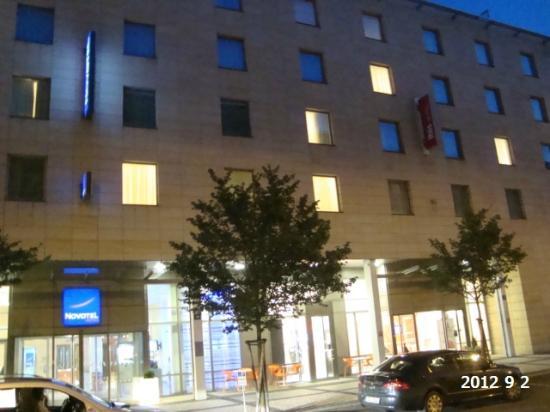 Novotel Praha Wenceslas Square: Hotel
