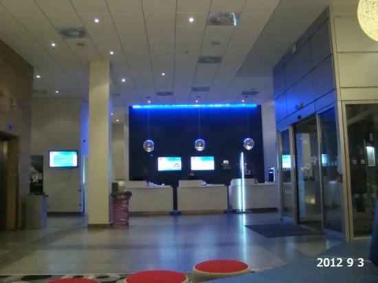 Novotel Praha Wenceslas Square: Lobby