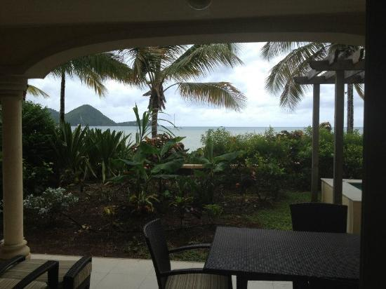 The Landings St. Lucia: My Patio