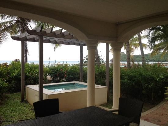 The Landings St. Lucia: My Plunge Pool