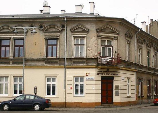 Apteka pod Orlem - Ghetto Eagle Pharmacy Museum