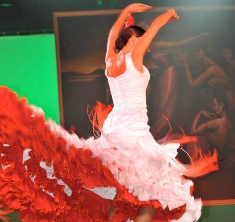 THB Torrequebrada Hotel: Flamencoshow