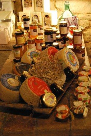 La Cantina Di Simone : i miei formaggi
