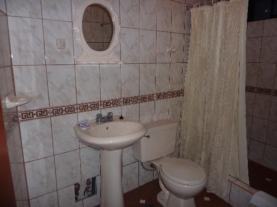Totorani Inn: bagno