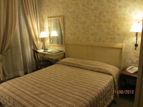 Hotel Selva Candida : room
