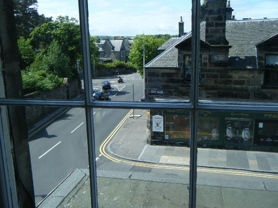 The Dunvegan Hotel: Auchterlonie Suite View from Hotel