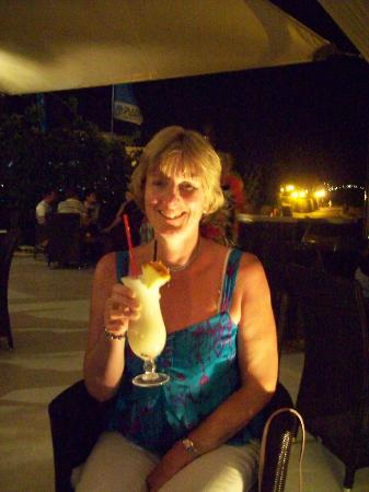Marea Terraza Lounge Bar: pina colada di....