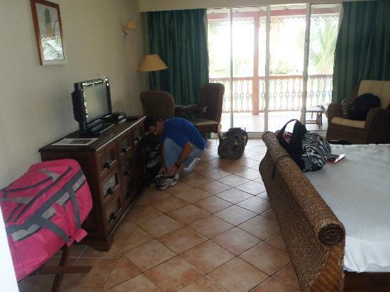 Alamanda Resort: Room 1