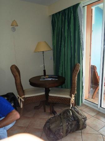 Alamanda Resort: Sitting Area