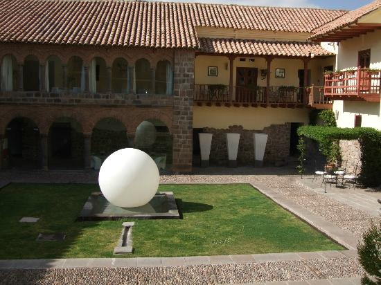 Casa Cartagena Boutique Hotel & Spa: Hotel View
