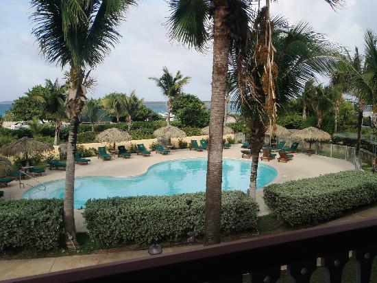 Alamanda Resort: View of Pool from Rm