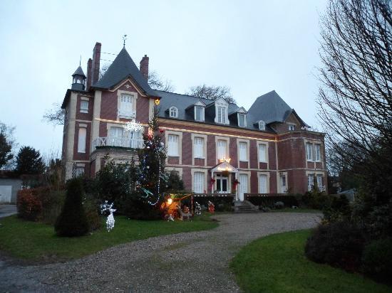 Quiberville, Prancis: Les décorations de Noël