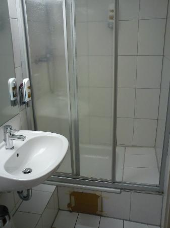 Hotel Marienthal Hamburg: bathroom