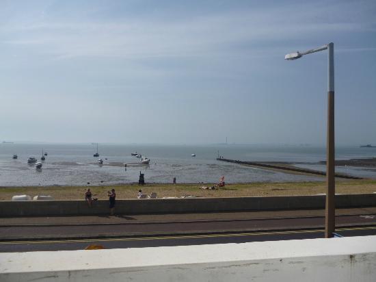 Camelia Hotel: sea view