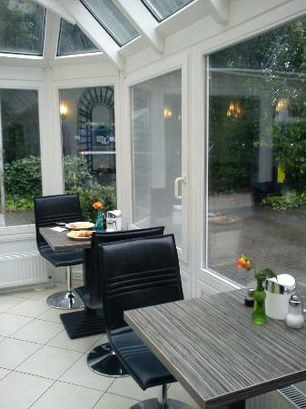 Hotel Marienthal Hamburg: breakfast