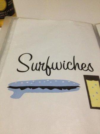 Surfer Joe's Diner