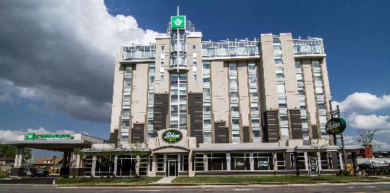 Wyndham Garden Niagara Falls Fallsview R M 2 6 1 Rm 199 Updated 2018 Hotel Reviews Price