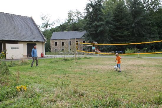 Camping Milin Kerhe : Play area