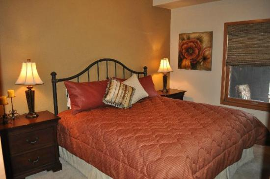 Ruidoso River Resort : Bedroom