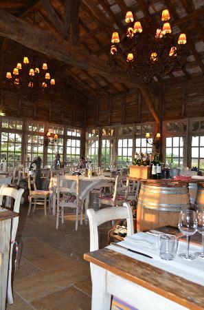 Carpaccio de canard copeaux de parmesan picture of la - La table du lavoir martillac ...