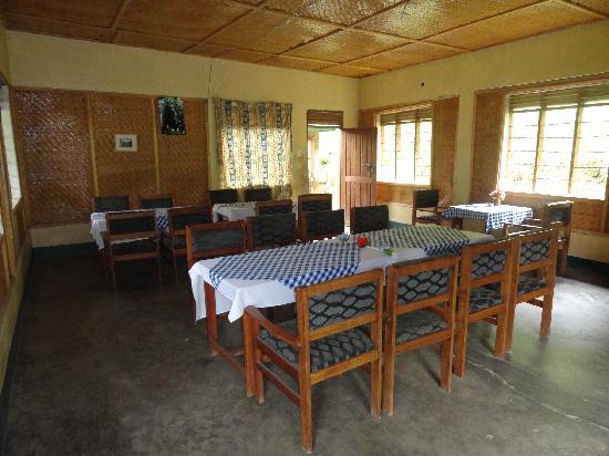 Ruboni Community Camp: Restaurant