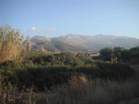 Hotel Zygos: Views