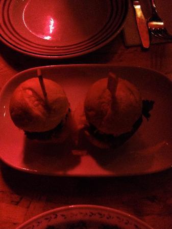 Ms G's: Mini banh mi sandwiches
