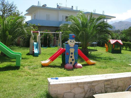 Anna's House: play area