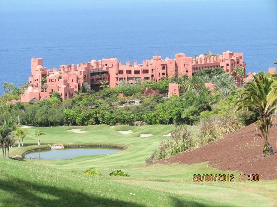 The abama picture of the ritz carlton abama guia de - Hotel abama tenerife ...