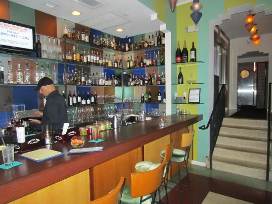 The Hotel of South Beach: Bar
