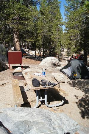 White Wolf Campground : Campingplatz