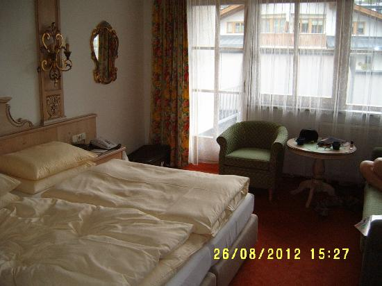 Hotel Tirolerhof: Comfortable room