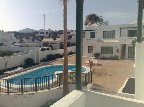 Apartments Zafiros : Los Zafiros. relaxing quiet peaceful secure safe
