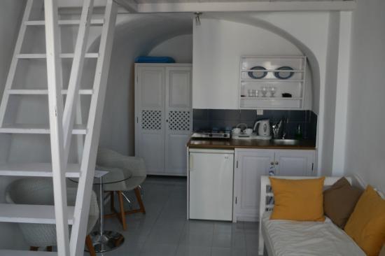 Caldera Villas: Zimmer 108, 180 Euro